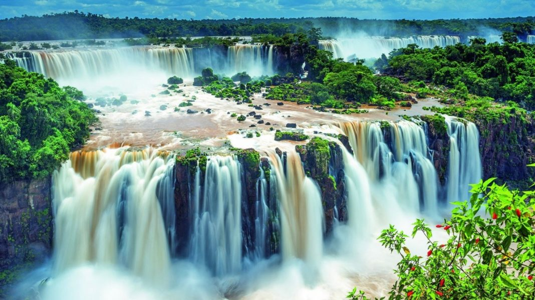 2 Tages Rundreise  - Wasserfälle Iguazu