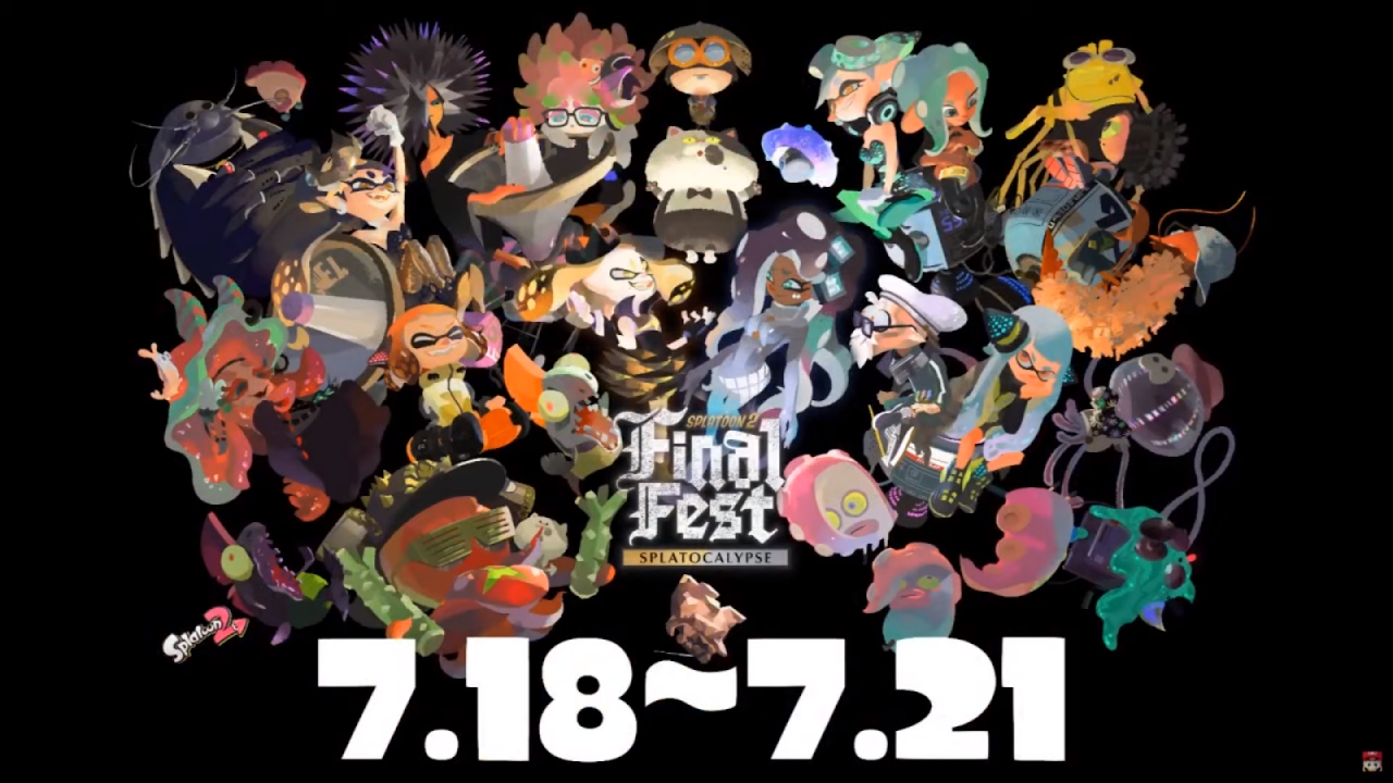 Splatoon 3 Rumor