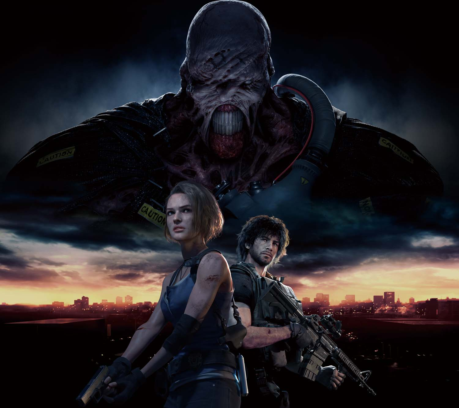 Resident Evil 3 Remake Review Parallax Media