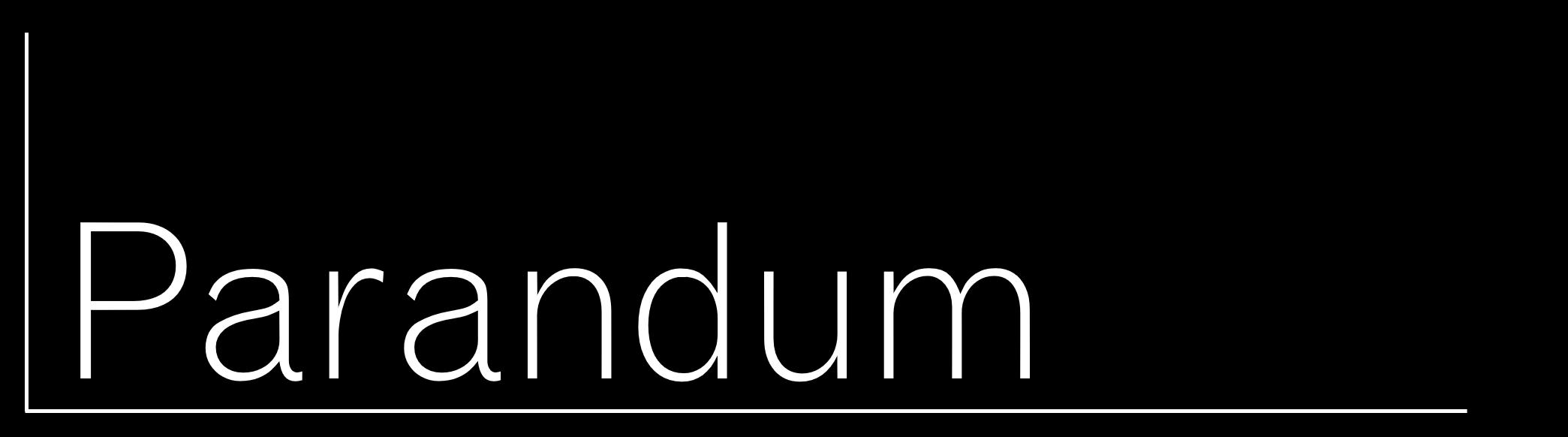 Parandum Holding