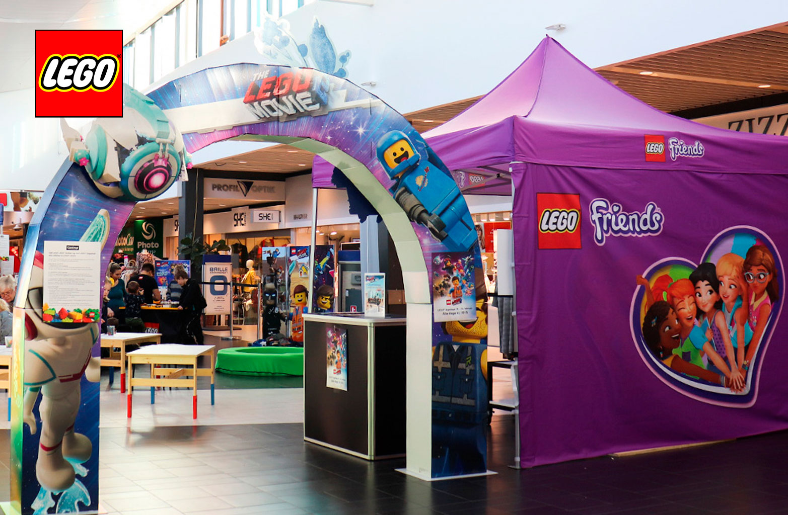 LEGO centerevent