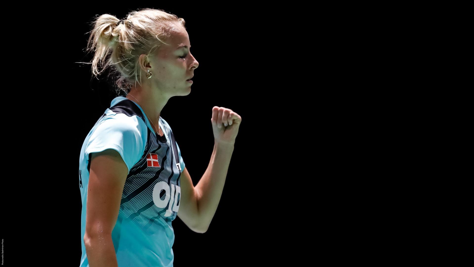 Photo credits: Badminton Photo