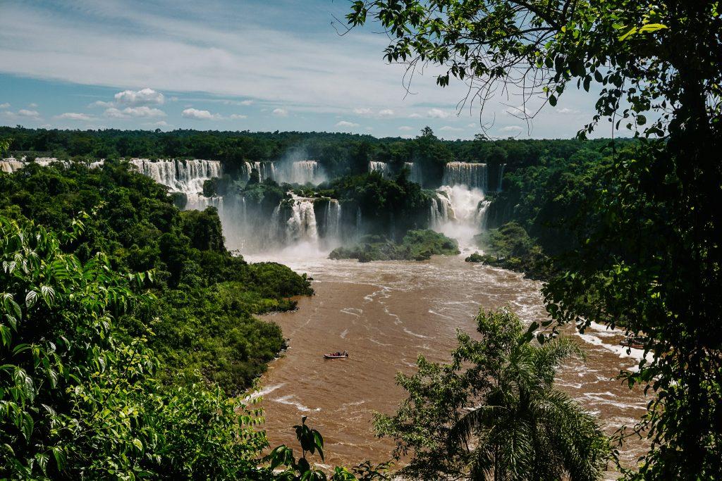 wat te doen in argentinie | de watervallen van Iguazu