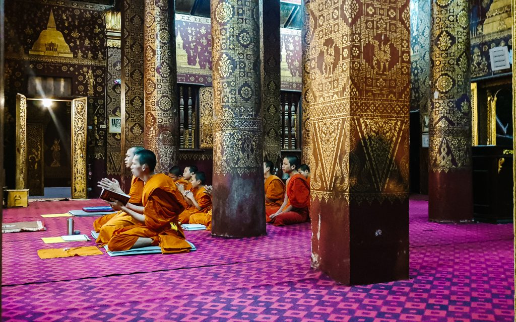 Luang Prabang | places to see in Laos