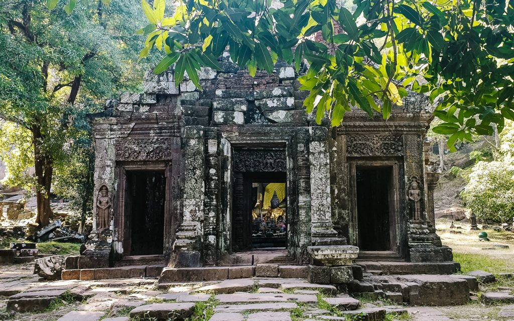 South Laos Highlights Wat Phu
