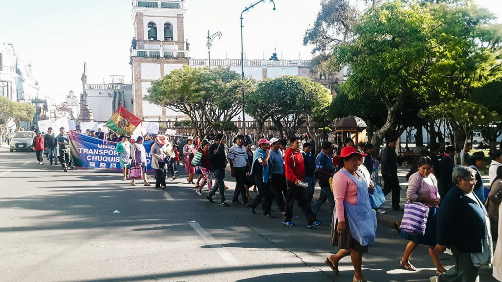 veiligheid Bolivia