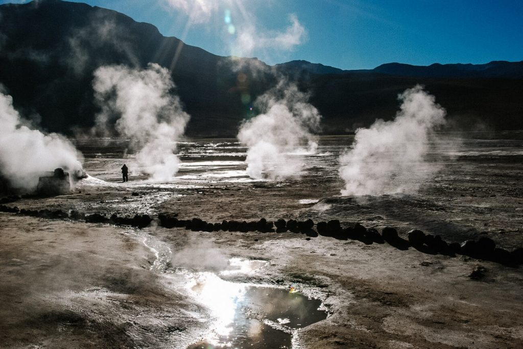 what to do in Bolivia geysers