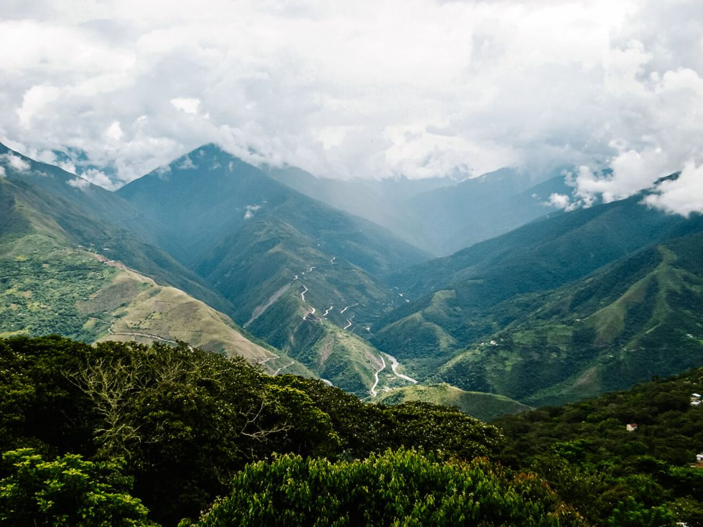 best things to do in Bolivia - death road