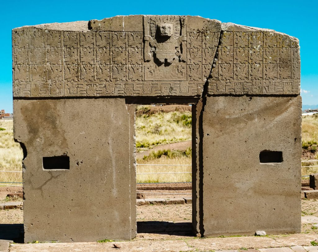 Places to visit in Bolivia | Tiwanaku