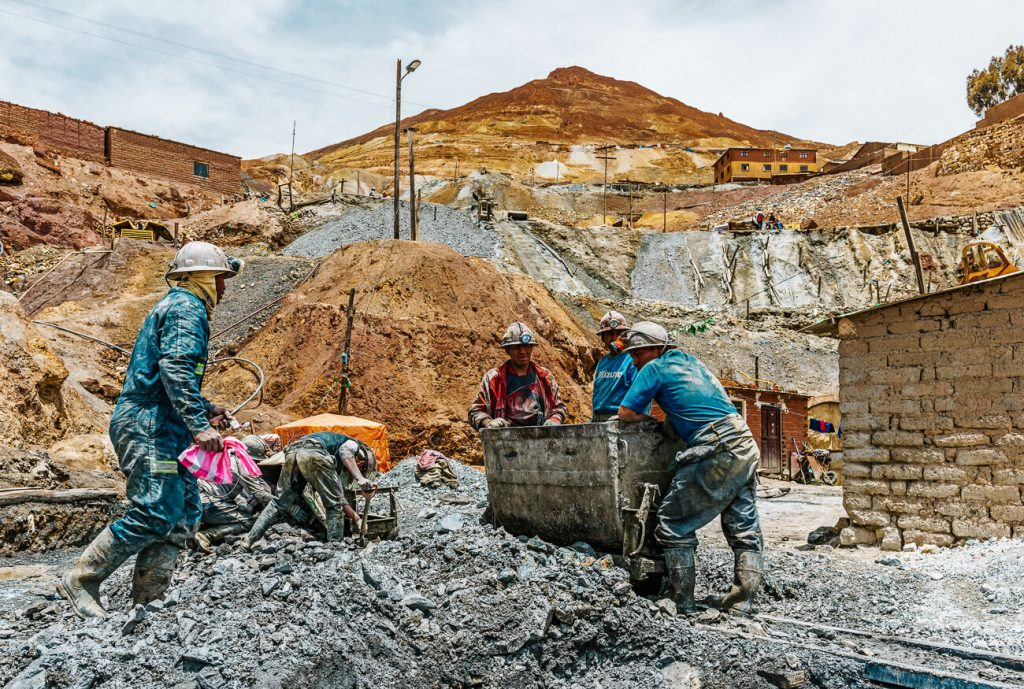 Places to visit in Bolivia | Potosí mines