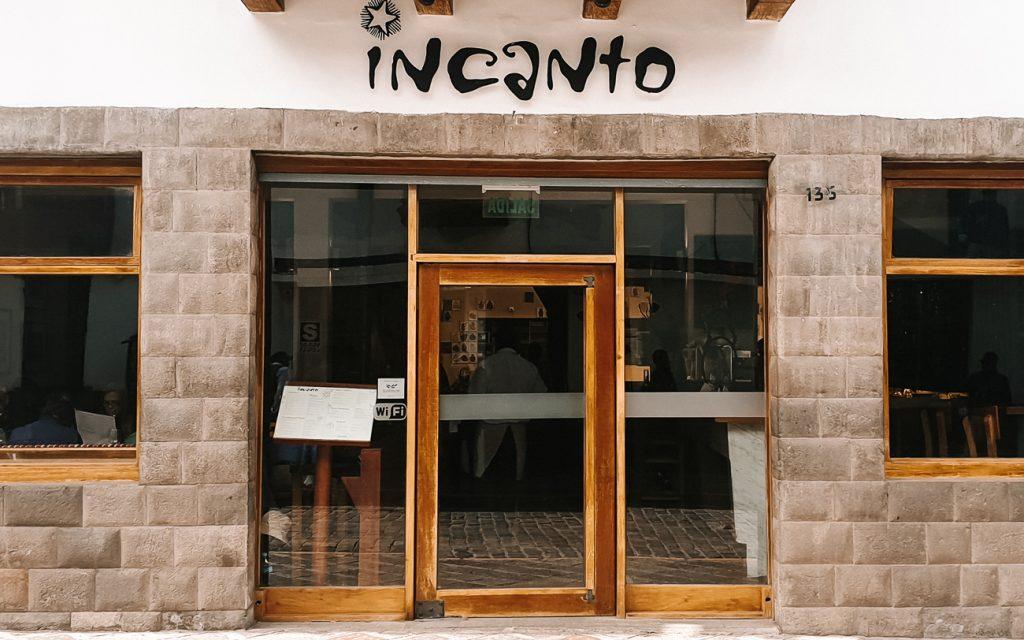 Restaurants in Cusco Peru Incanto