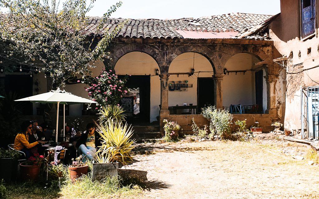 Restaurants in Cusco Justina