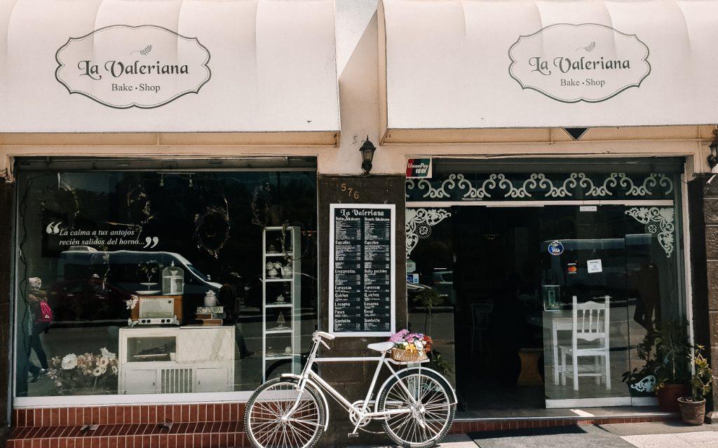 best cafes in Cusco Peru La Valeriana