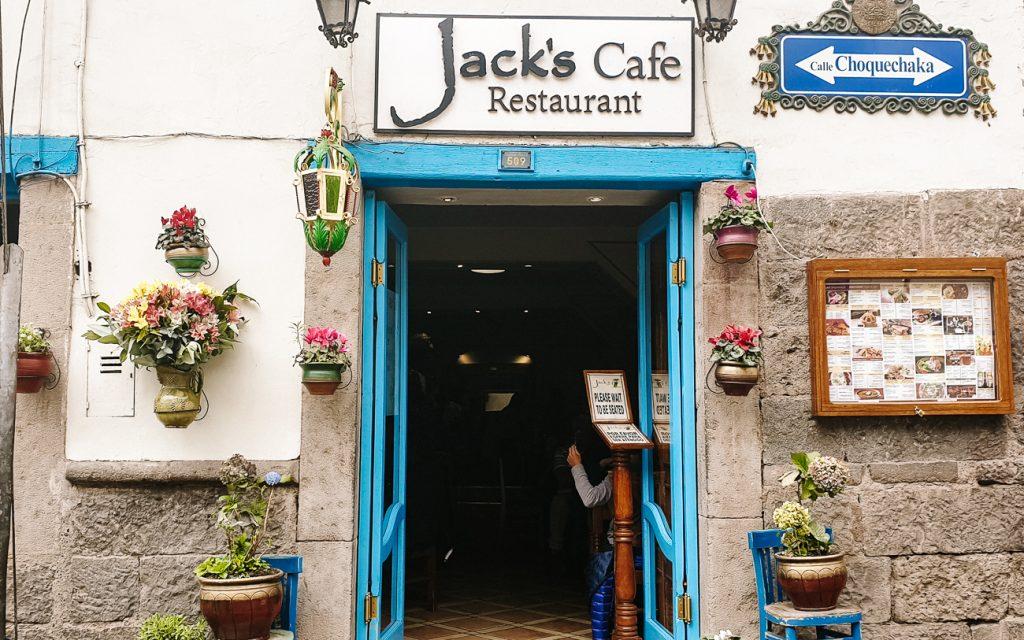 Jacks café