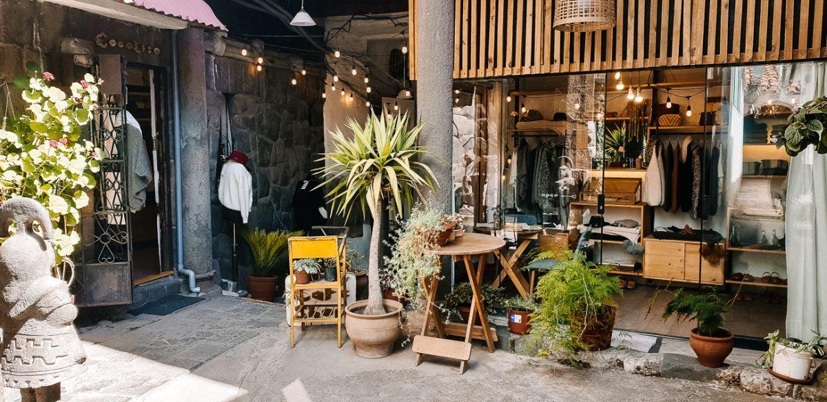 best shopping in Cusco Peru - concept stores