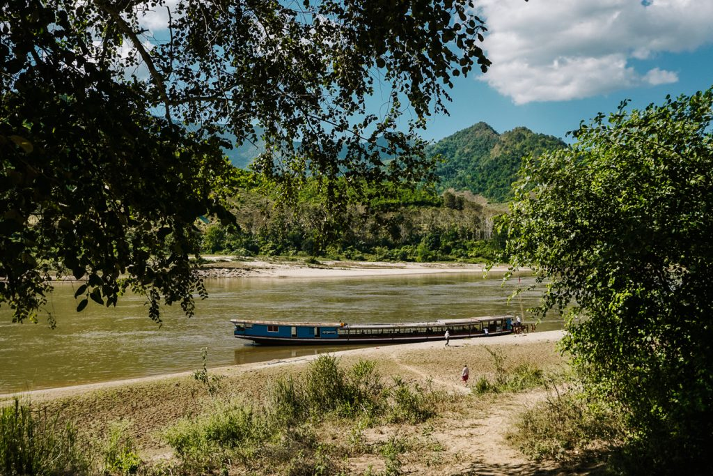 places to see in Laos | mekong