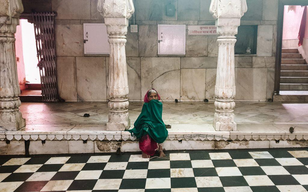 Rattentempel India Karni Mata Deshnok