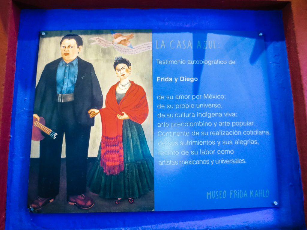 Frida Kahlo huis and museum