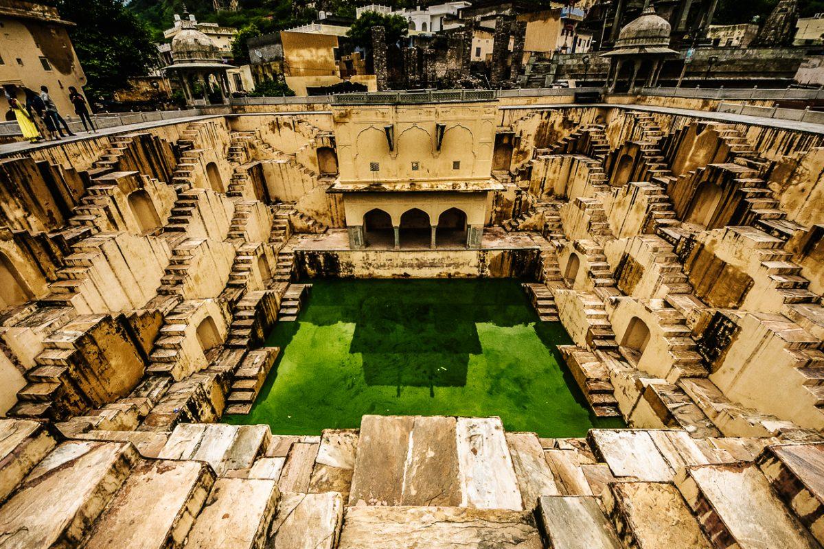 Jaipur India baori