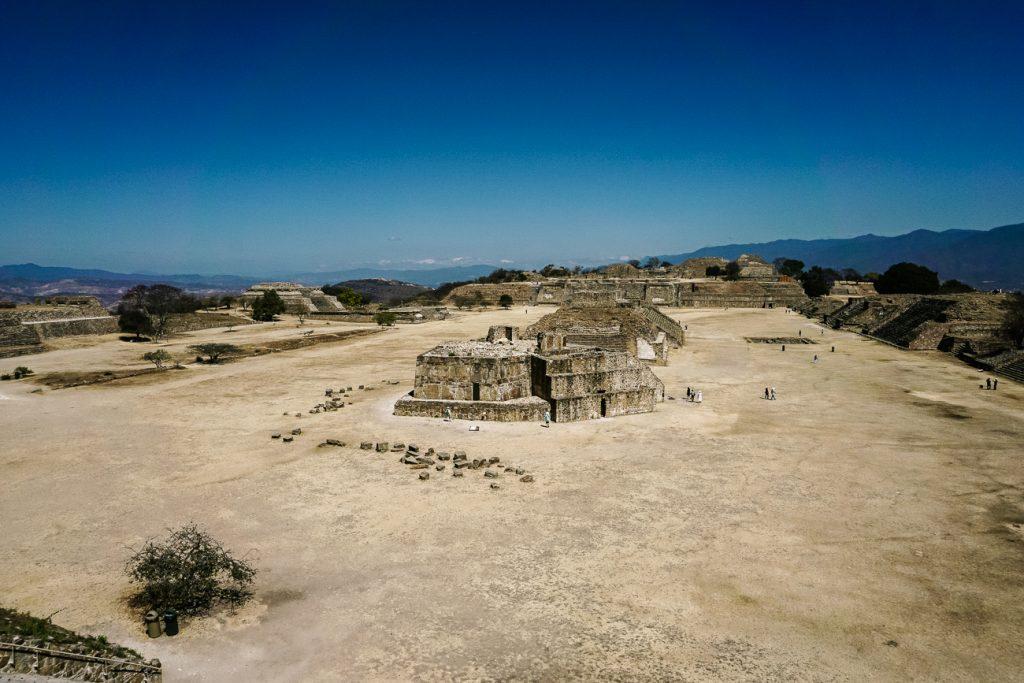 monte alban oaxaxa observatorium