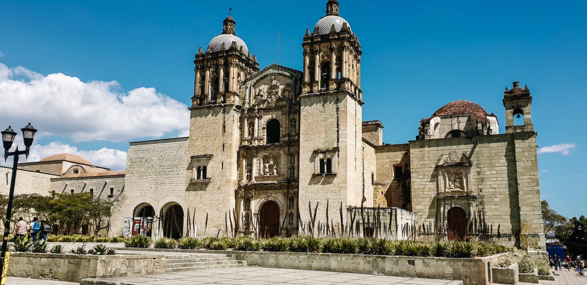 What you should do when you visit Oaxaca city in Mexico is visit its many beautiful churches