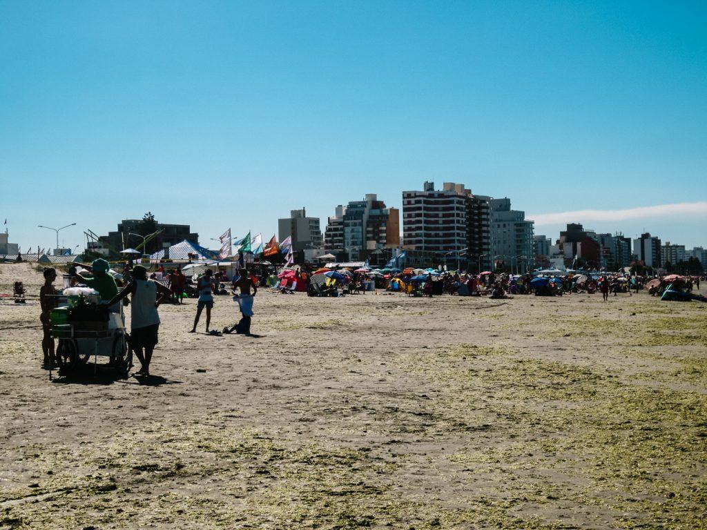 Puerto Madryn Argentinie gateway peninsula valdes