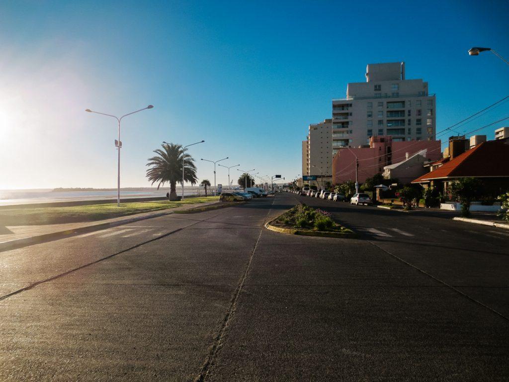 Puerto Madryn Argentinie - gateway peninsula valdes