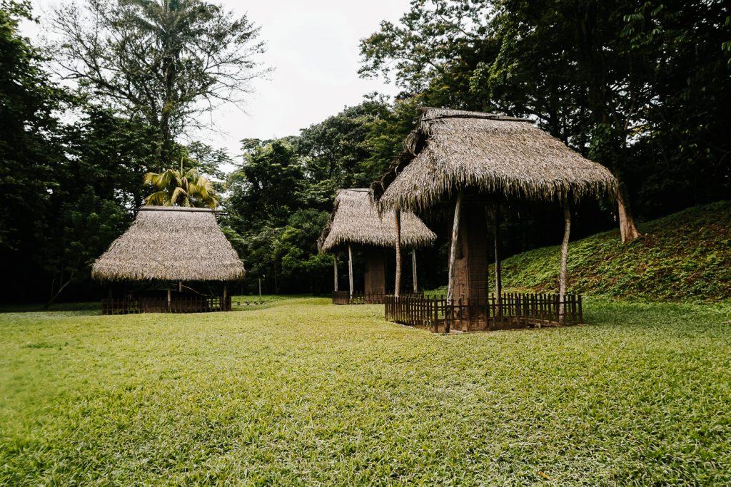 precolumbian site