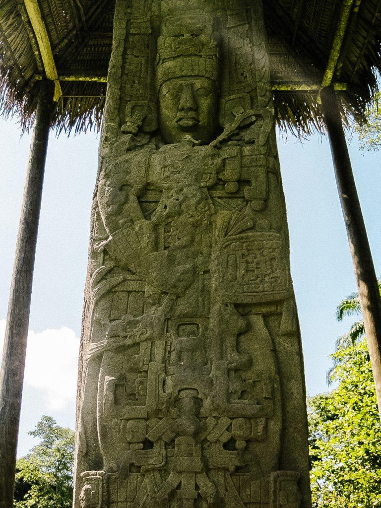 precolumbian stelae