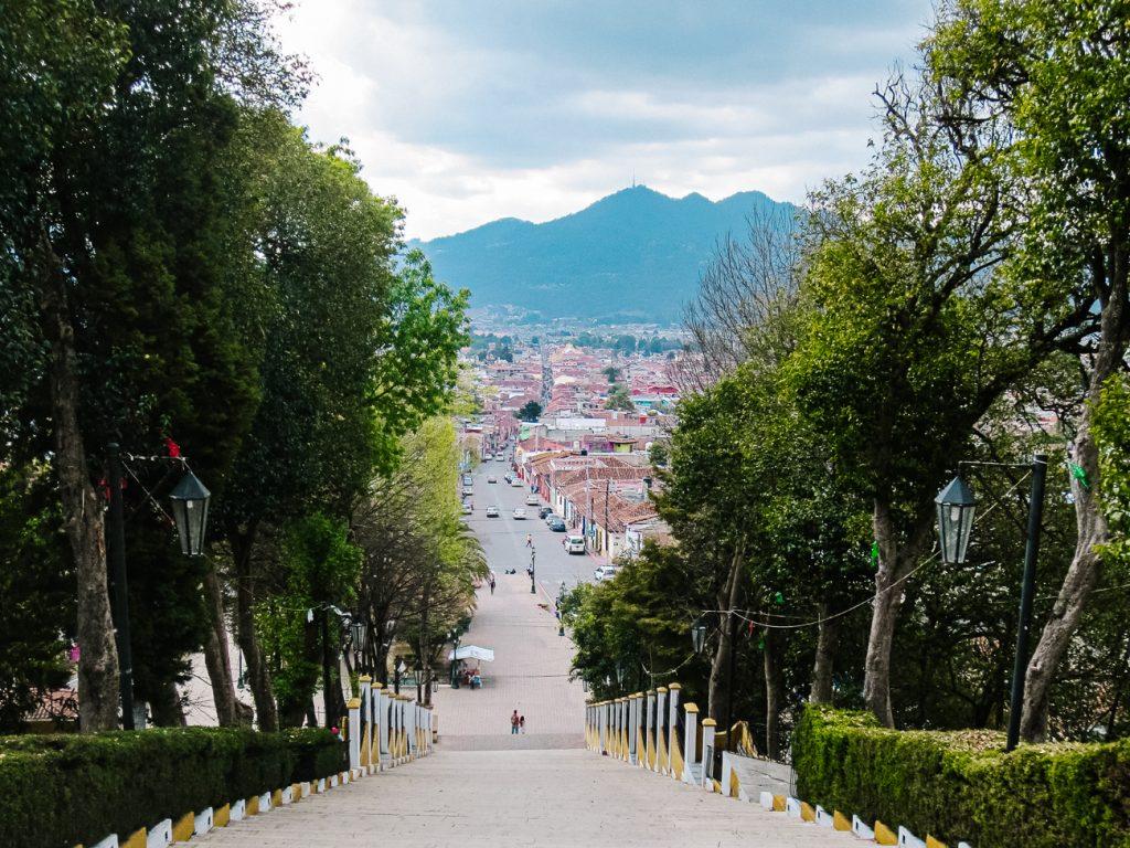 San cristobal de las casas mexico bezienswaardigheden | uitzichtpunten