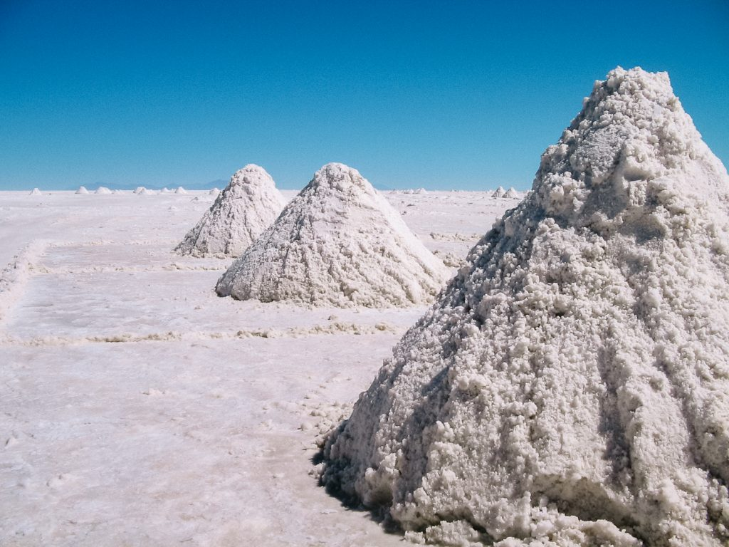 colchani to visit during a Uyuni salt flats day tour