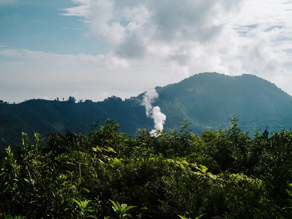 Antigua Guatemala vulkanen - beklimming Pacaya vulkaan