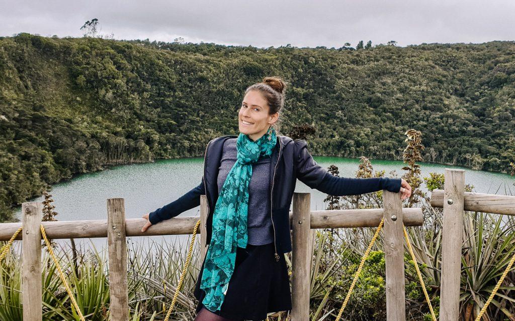 best things to do in Bogota surroundings - Guatavita lake