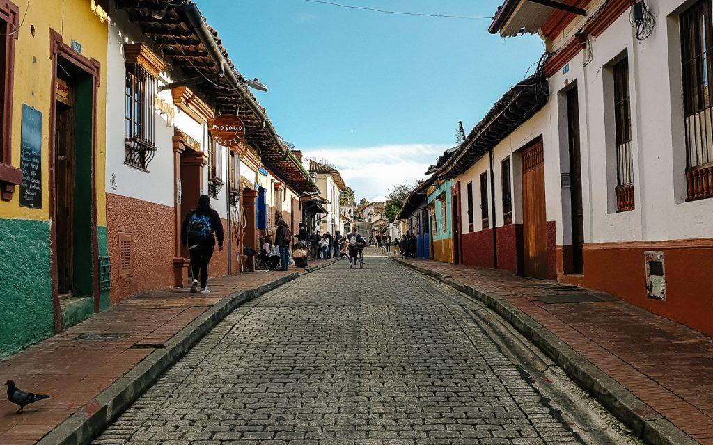 Colombia steden | Bogota