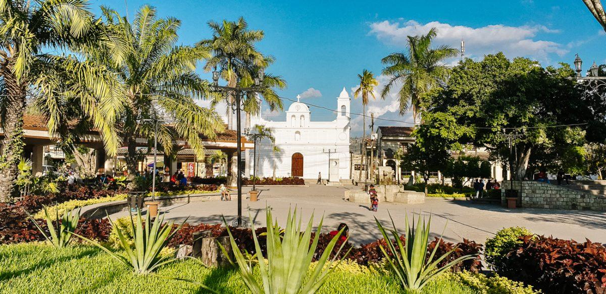 Copán Honduras, de leukste plaats van het land