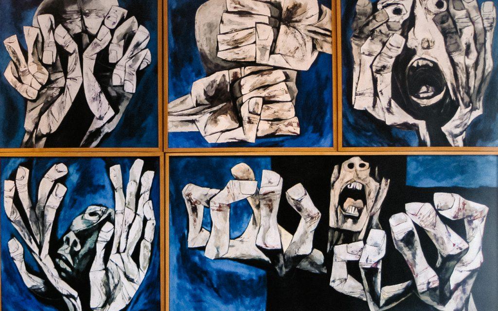 De kunst van Oswaldo Guayasamín is te bewonderen in zijn museum in Quito