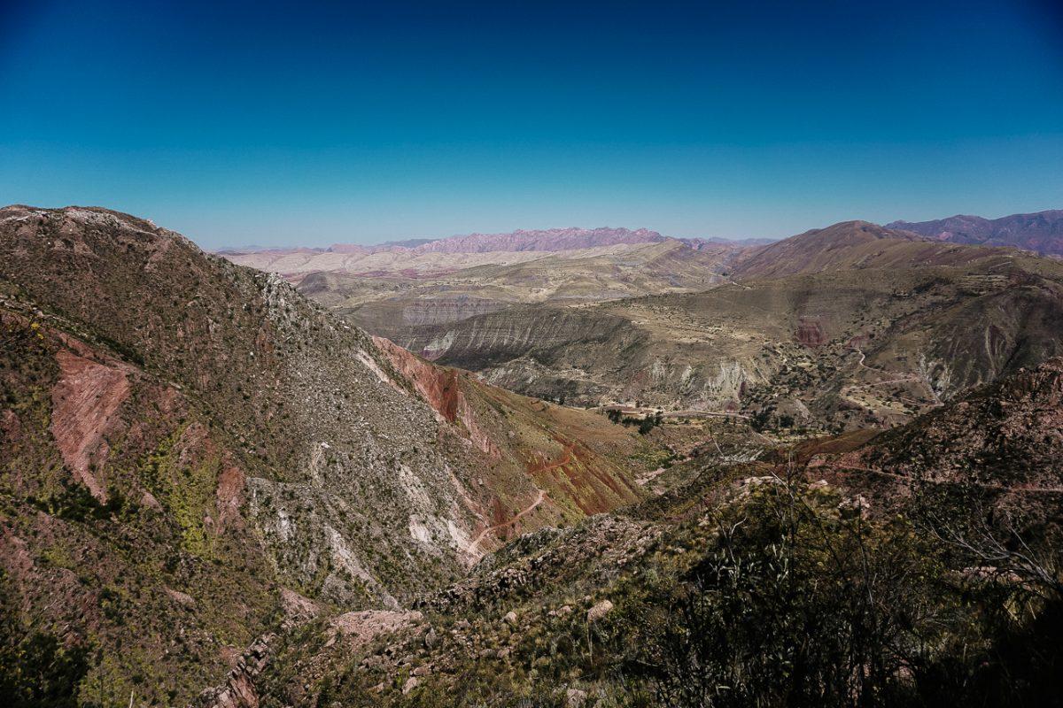 hiking in Bolivia | Inca trail