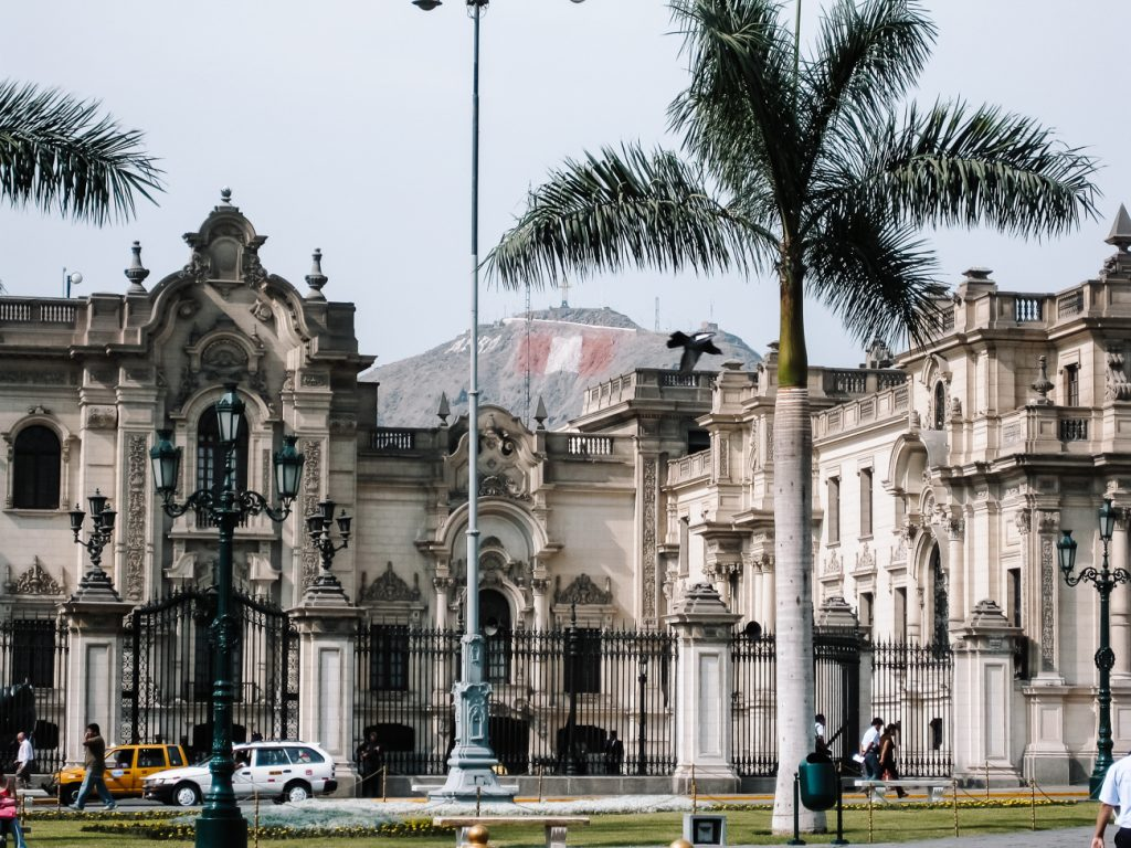 Visit the beautiful colonial city center best things to do in Lima Peru