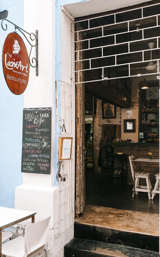 restaurants in Santa Marta
