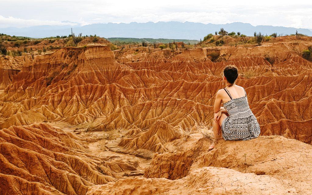 el cuzco Tatacoa woestijn colombia