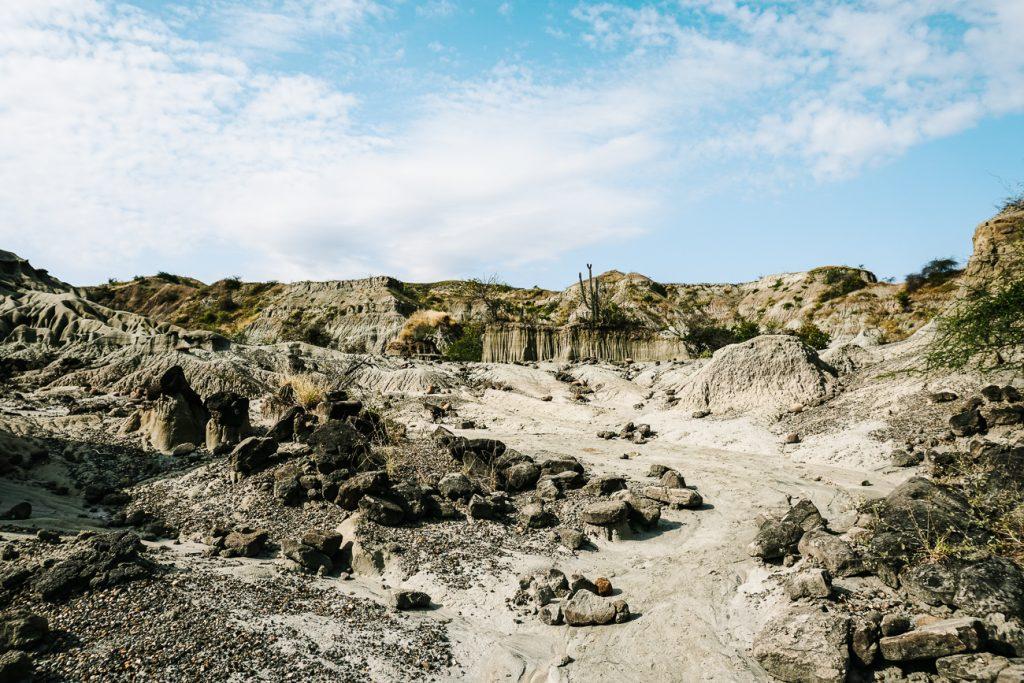 Los hoyos desierto de la tatacoa colombia