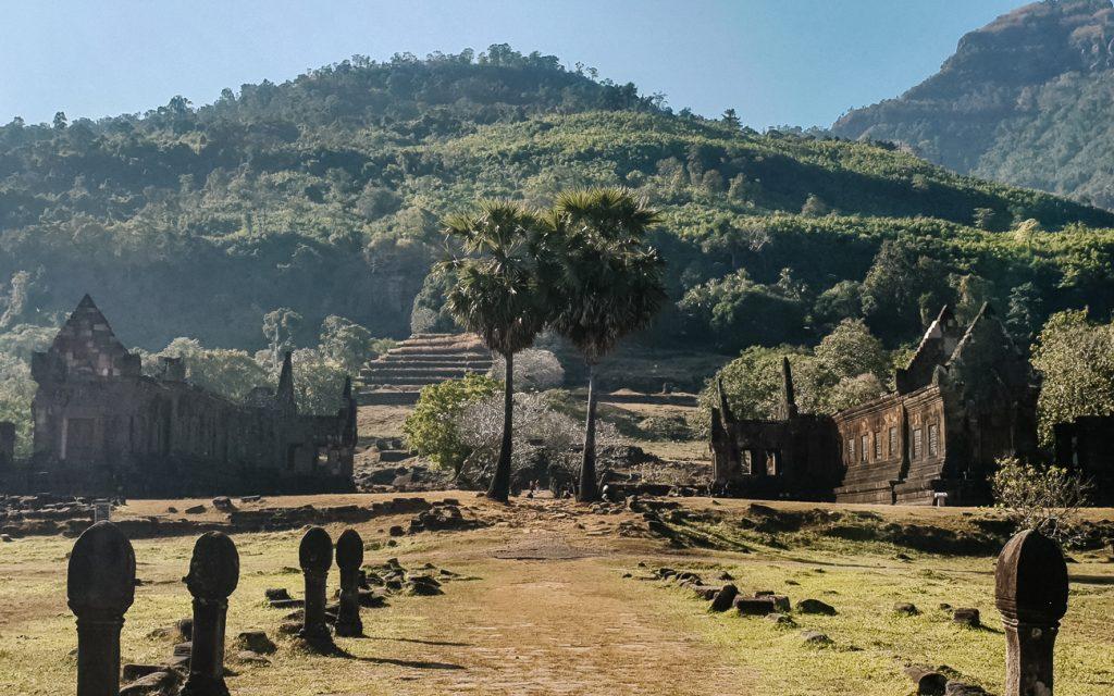 Vat Phou Laos complex