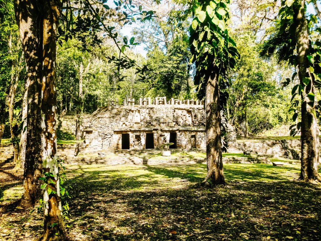 yaxchilan tour