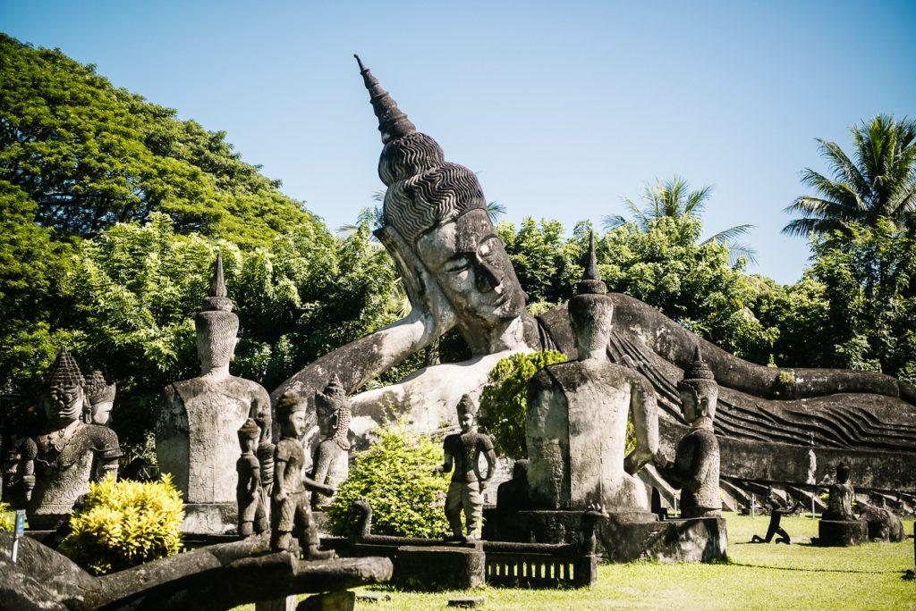 Vientiane Highlights | Suan Xieng Khuan Vientiane