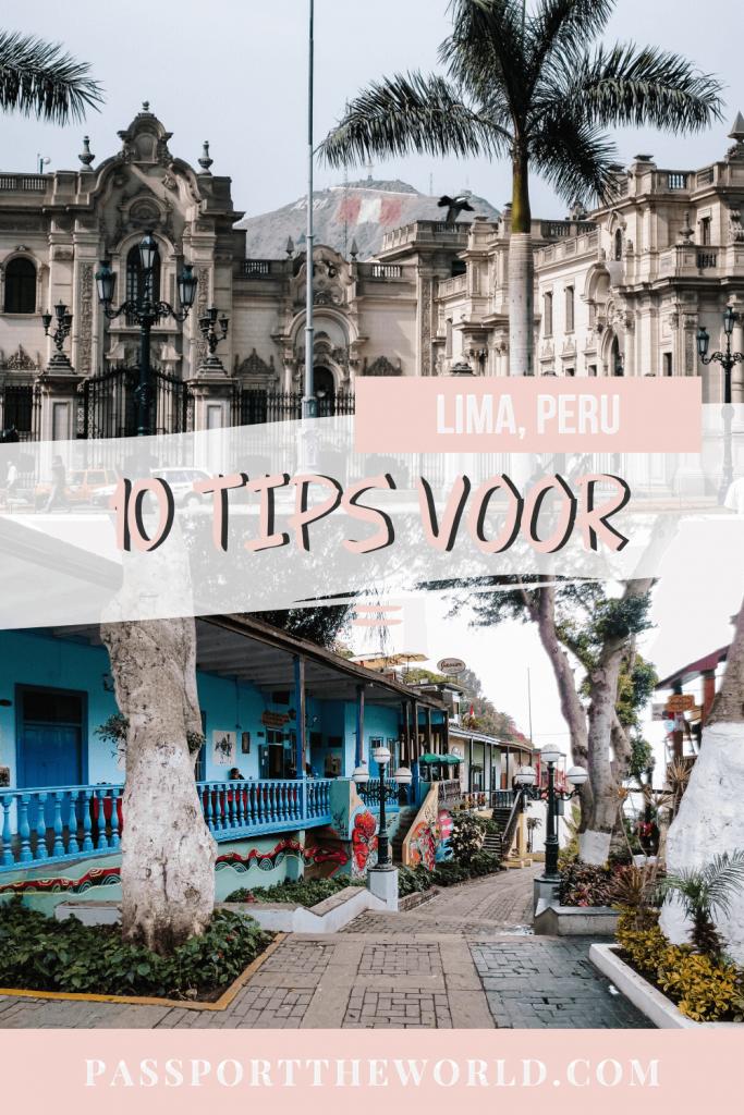 Pin wat te doen in Lima Peru