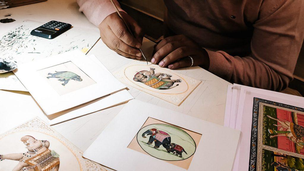 Things to do in Bikaner Bikaner Miniature arts