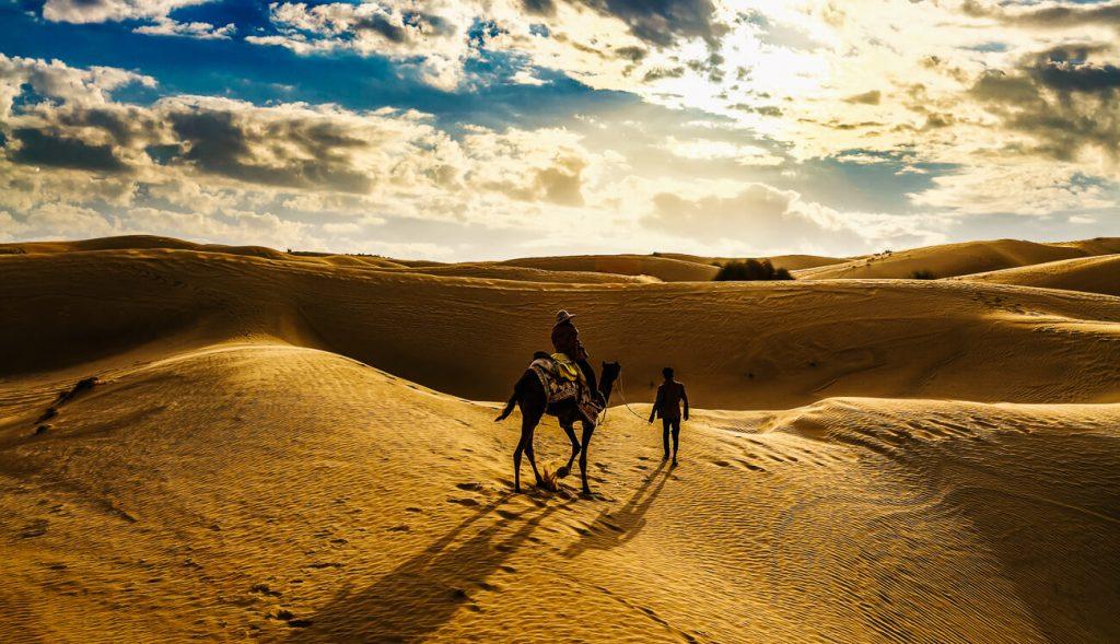 Desert safari Bikaner