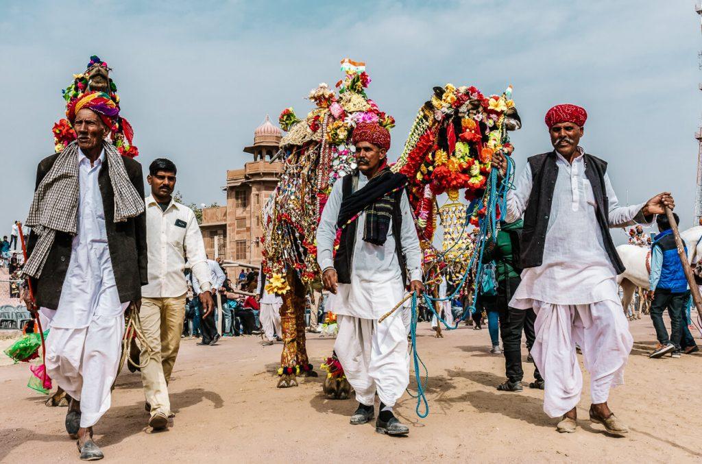 Things to do in Bikaner - International Camel Festival Bikaner