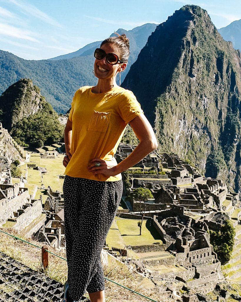Machu Picchu by Passport the World