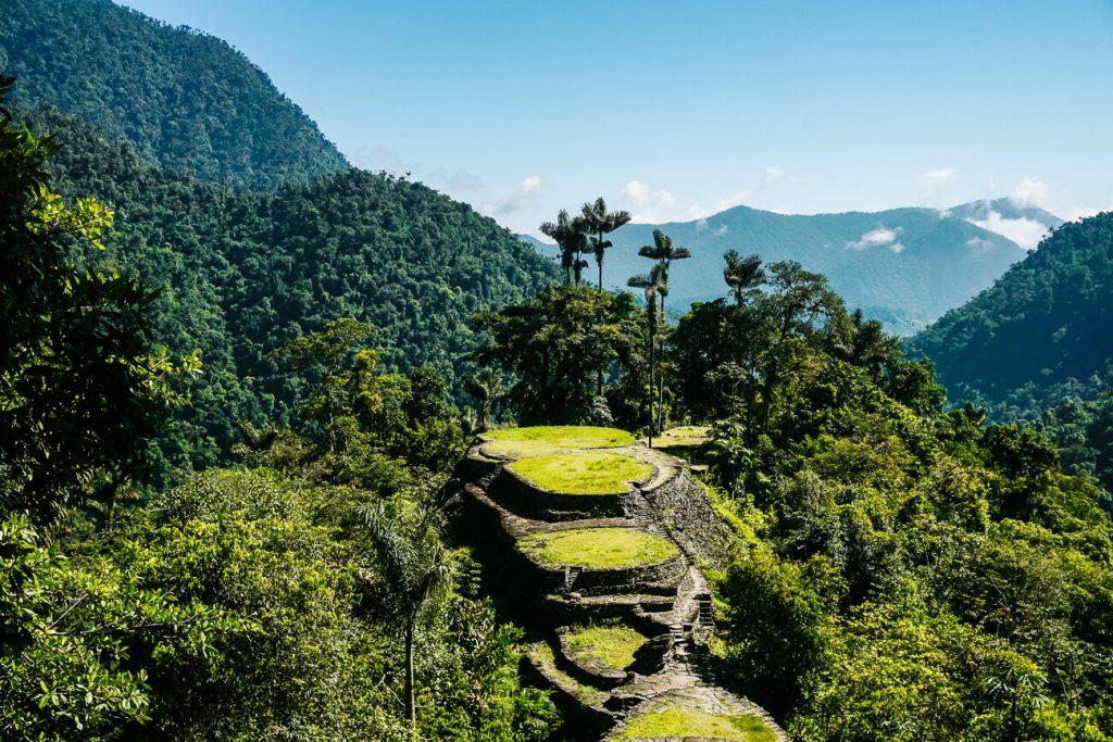colombia bezienswaardigheden | La Ciudad Perdida, een van de mooiste plekken in Colombia